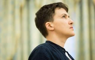 Савченко озвучила свое видение обмена пленых