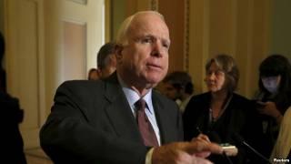 Маккейн признал, что с санкциями США против России не все так однозначно