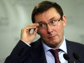 Луценко передал дело против Кузьмина антикоррупционной прокуратуре