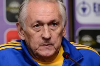 Наставник сборной Украины – один из самых бедных на Евро