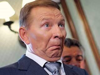 Кучма посетовал, что Россия все время пытается «поставить телегу впереди лошади»