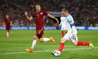 Россияне еле унесли ноги в матче с англичанами на Евро-2016
