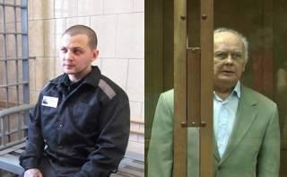 Афанасьев и Солошенко сегодня могут вернуться в Украину