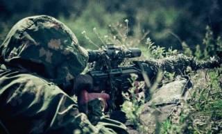 Вражеский снайпер забрал жизнь украинского бойца