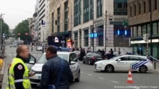 Полоумный бельгиец привел спецслужбы Брюсселя в состоянии антитеррористической операции