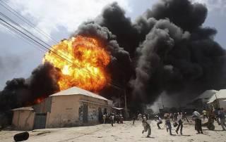 В Ливии на складе боеприпасов прогремел взрыв. Есть жертвы