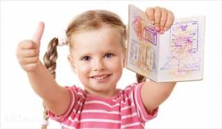 Поездка с ребенком за границу: список must have