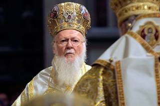 Вселенский патриарх получил обращение от украинского парламента