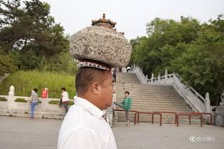 Китаец решил похудеть очень нестандартным способом