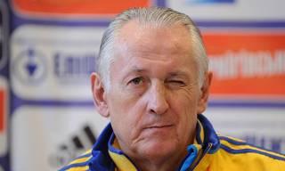 Фоменко извинился, взял на себя ответственность за провал, в общем, подал в отставку