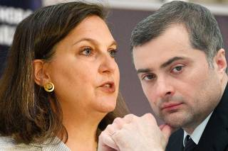Нуланд и Сурков очень конструктивно пообщались об Украине