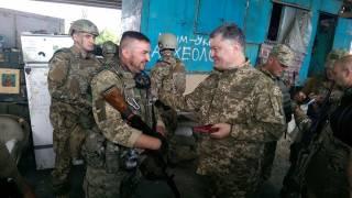 Порошенко подписал указ о демобилизации призывников пятой волны