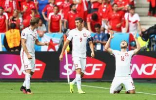 Сборная Польши вышла в четвертьфинал Евро-2016