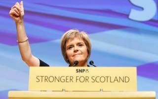 Шотландия может заблокировать выход Британии из ЕС
