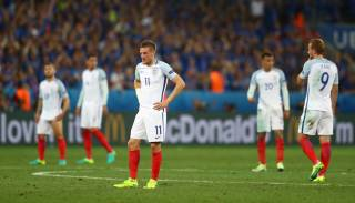 Второй Brexit за неделю. Англия покидает Евро-2016