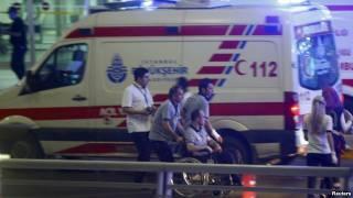 Взрыв в аэропорту Стамбула: 60 пострадавших, 10 погибших. Есть ли среди них украинцы - неизвестно