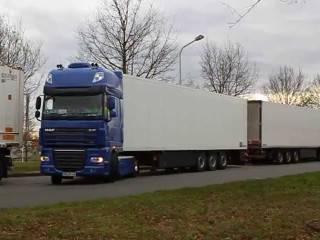 Въезд грузового транспорта в Киев сегодня ограничен