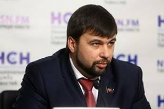 Сепаратисты анонсировали подписание соглашения о разведении сторон на Донбассе