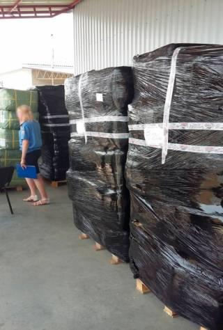 В Ужгороде выявили склад с контрабандой