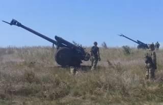 Российская артиллерия по ошибке разгромила позиции «ополчения»