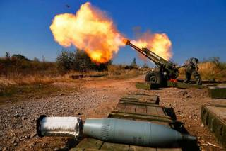 Боевики не прекращают обстреливать позиции сил АТО