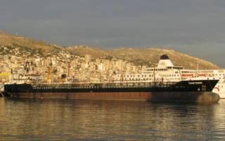В Ливии задержали танкер с украинцами на борту