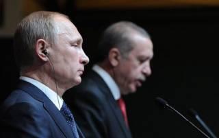 Эрдоган и Путин могут встретится уже в августе