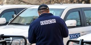 В ОБСЕ обсуждют судьбу полицейской миссии на Донбассе