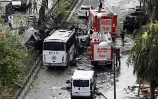 Теракт в Турции: задержаны еще 11 человек