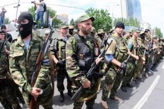 Разведка установила российских офицеров, вербующих наемников на Донбасс