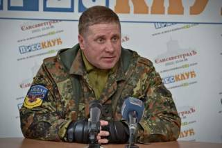 В Киеве задержан создатель батальона «Айдар»