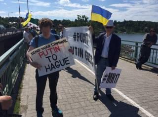 Жители Финляндии восстали против визита Путина в страну
