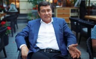 Кто бы сомневался. Онищенко подтвердил, что покинул Украину