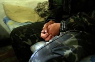 После двух лет плена освобожден украинский полковник Безъязыков