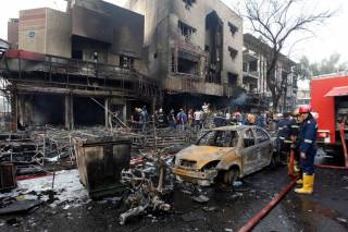 В ООН уже отреагировали на теракты в Багдаде