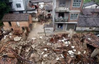Тайфун на Тайване продолжает бесчинствовать