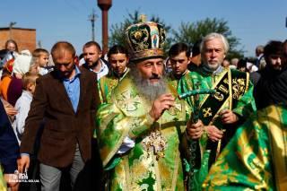 Митрополит Онуфрий благословил особое молитвенное правило для православных на время Крестного хода