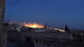 В Сирии разбомблен лагерь беженцев. Погибли 17 человек, около 40 – ранены