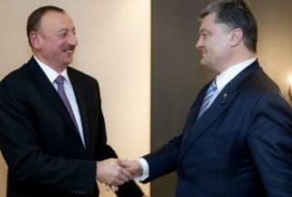 Планов громадье: визит Порошенко в Азербайджан оказался весьма плодотворным