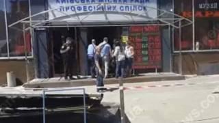 У «Карателя» произошли стычки, есть пострадавшие и задержанные