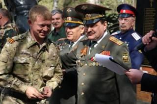 В Перми вручили награды наемникам, воевавшим на Донбассе