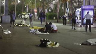 В результате теракта в Ницце погибли 84 человека. В том числе и дети