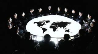Последний мятеж против глобального постгосударства