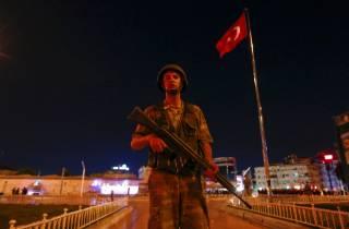 В Анкаре вертолеты обстреляли штаб национальной разведки Турции