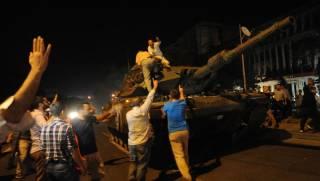 Кто стоит за организацией переворота в Турции? Первые версии