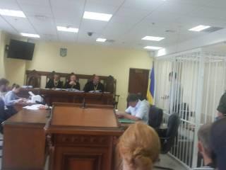 Апелляционный суд оставил под стражей главу Гражданского корпуса «Азов-Крым»