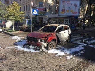 В центре Киева в машине Притулы взорван известный белорусский, украинский и российский журналист Павел Шеремет