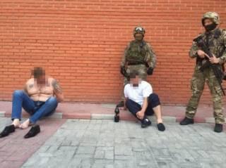 Сотрудники СБУ задержали банду киллеров с востока страны