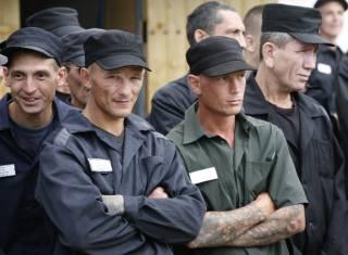 Из Крыма в Россию вывезли более 2 тысяч украинских заключенных