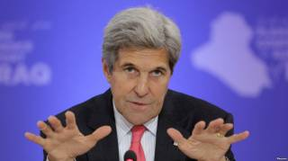 Керри успокоил союзников по НАТО. Слова Трампа всерьез воспринимать не стоит